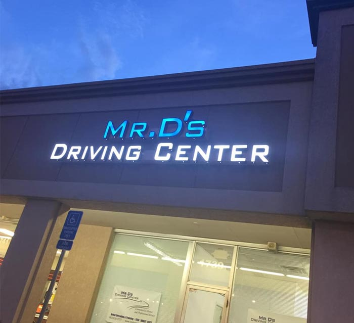 Mr. D's Driving Center